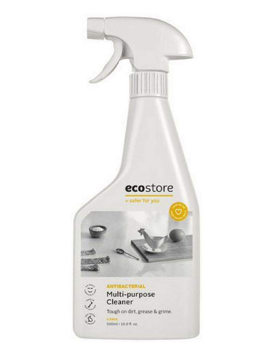 ecostore - Multi-purpose Cleaner Antibactrerial Citrus 500ml