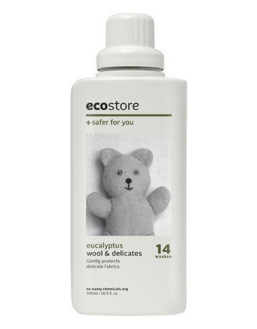 ecostore - Wool & Delicates Eucalyptus 500ml
