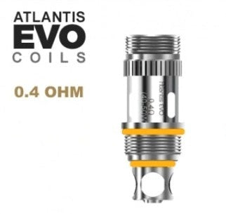 Aspire Atlantis EVO Replacement Coils - 5/pk
