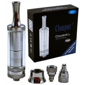 Cloupor M4 Cloutank Atomizer for Dry Herb & Wax