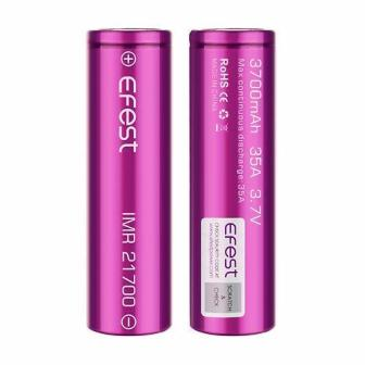 Efest IMR 21700 Rechargeable 3700mAh/35A Battery