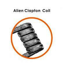 Alien Clapton Coils by Geek Vape