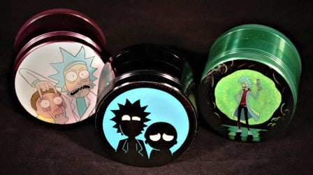 """Rick & Morty"" Grinder"