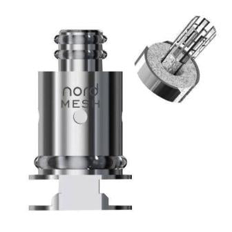 SMOK Nord Replacement Coils - Mesh, Regular and Ceramic