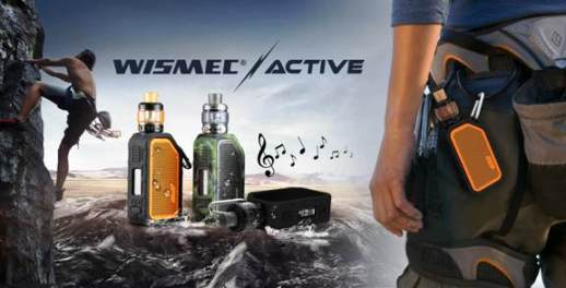 Wismec ACTIVE - Mod Only