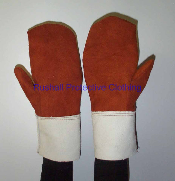 Reversible Brontoguard Mitt Therm Lined