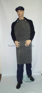 Heavyweight Black Rubber Apron 42x36 Inch