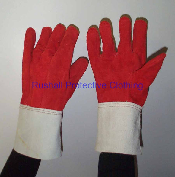 Heat Resistant Leather Glove