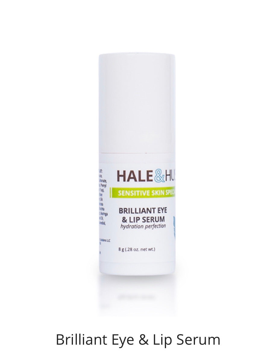 Brilliant Lip and Eye Serum