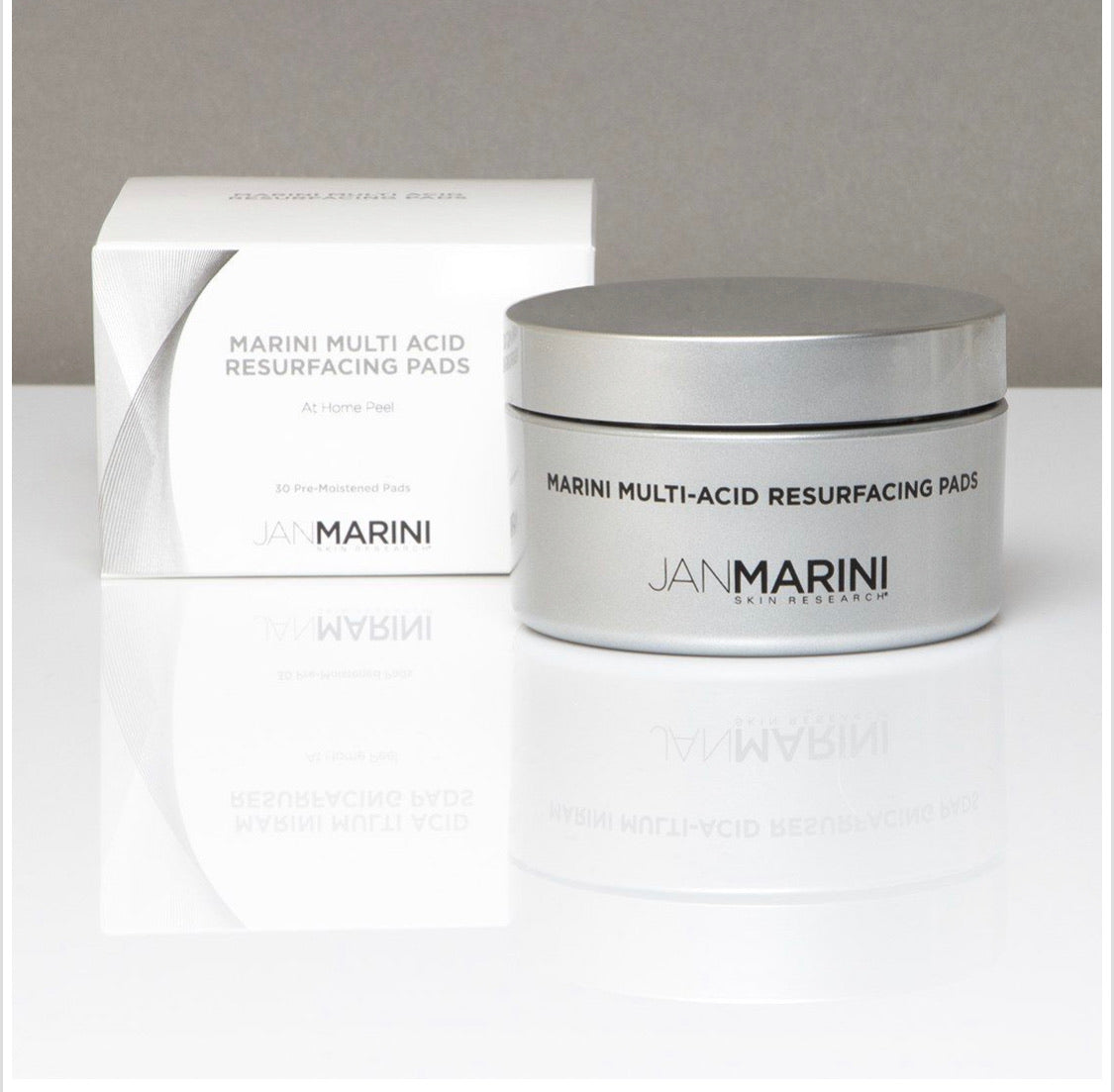 Marini Multi-Acid Resurfacing Peel Pads
