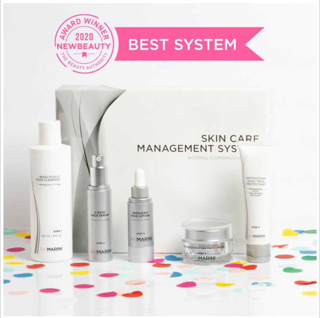 Skin Care Management System Normal/Dry