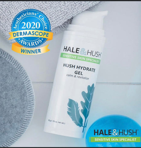 Hush Hydrate Gel 1.76 oz