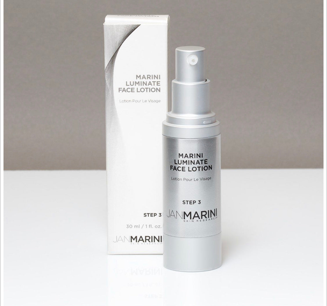 Marini Luminate Face Lotion MD