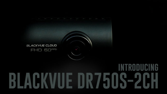DR750S-2CH - Upcoming BlackVue Dashcam Model