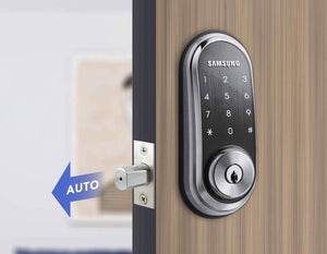 Samsung SHP-DS510 Deadbolt Digital Door Lock - HDVideoDepot