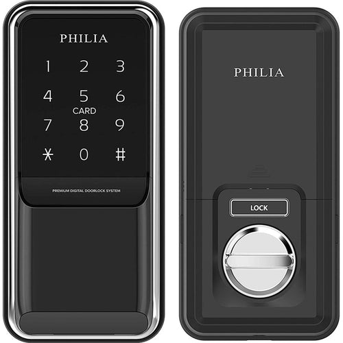Philia PDS-100 Door Lock with Z-Wave & Bluetooth - HDVideoDepot