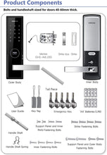Load image into Gallery viewer, Samsung SHS-H505 RFID Tag, Passcode Digital Door Lock
