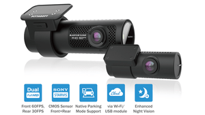 BlackVue DR750X-2CH Wi-Fi Cloud Dash Camera ( DR750X Series 2-Channel )