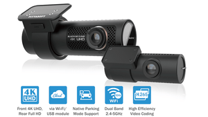 BlackVue DR900X-2CH 4K UHD Wi-Fi Cloud Dash Camera ( DR900X Series 2-Channel )