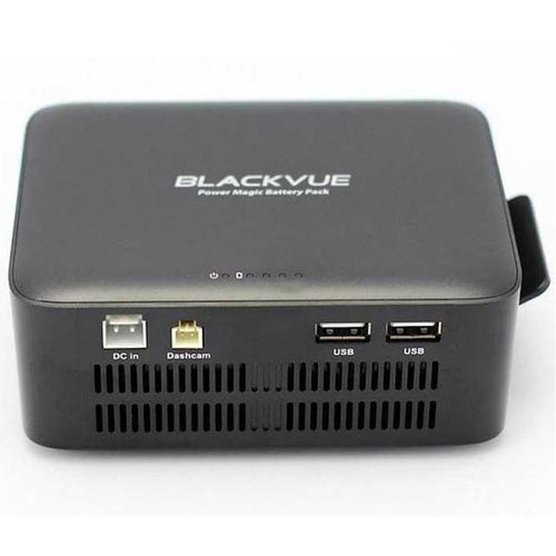 BlackVue Dash Cam Power Magic Battery Pack (B-112) - HDVideoDepot