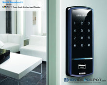 Load image into Gallery viewer, Samsung SHS-1321 RIM Digital Door Lock - HDVideoDepot