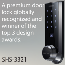 Load image into Gallery viewer, Samsung SHS-3321 Deadbolt Digital Door Lock - HDVideoDepot