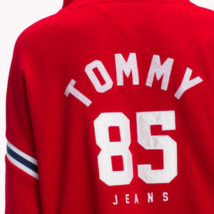 Sweat Rouge - Tommy Jeans - Femme