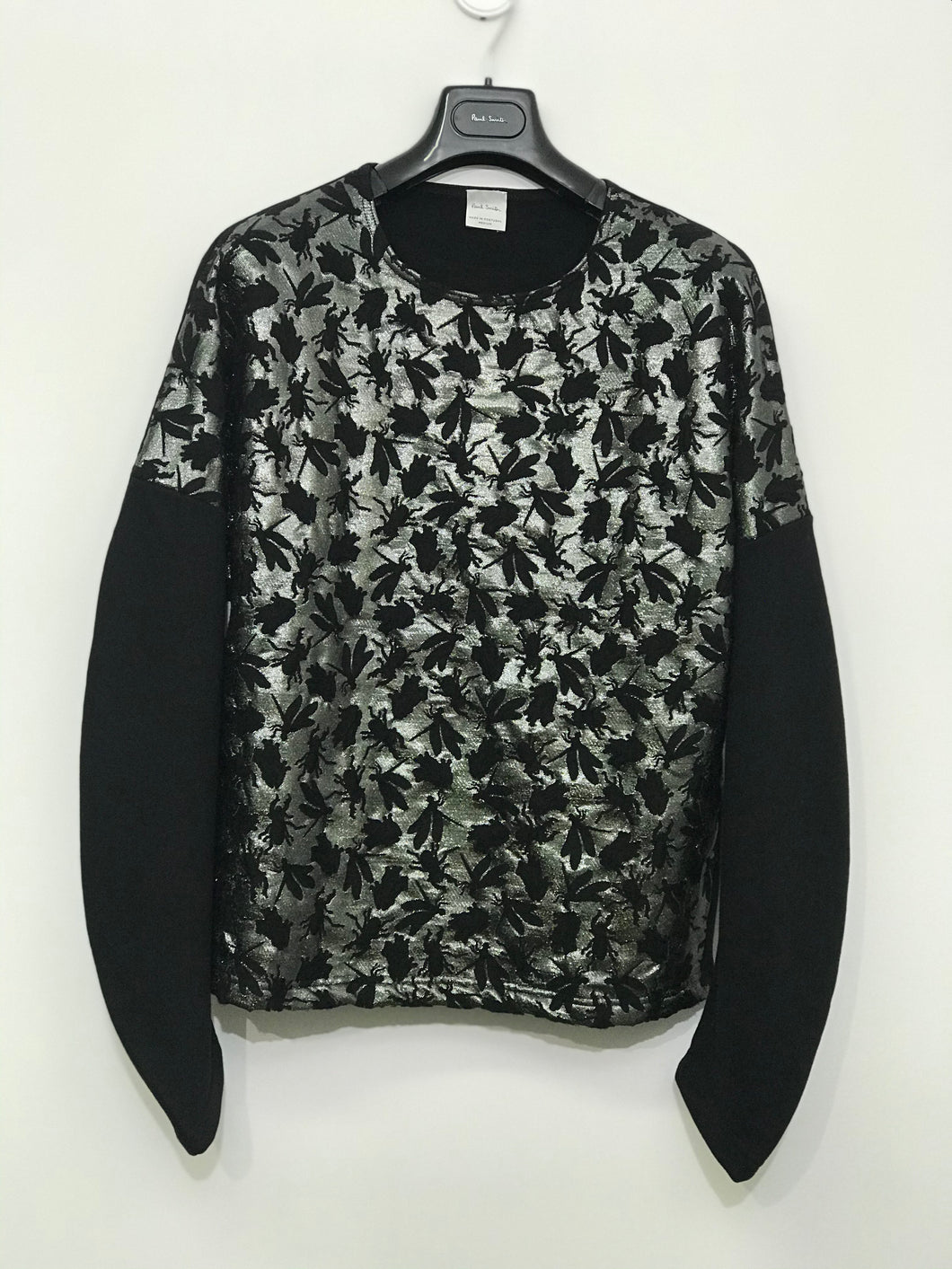 Sweat - Insectes Noir - Paul Smith - Femme