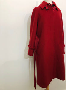 Manteau - Rouge - Paul Smith - Femme