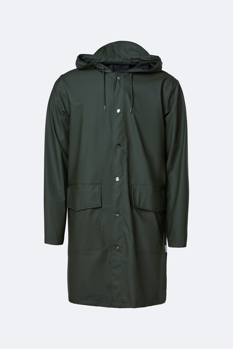 Rains - Hooded Coat - Green - Unisexe