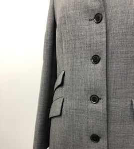 Manteau Gris Cintré - Paul Smith - Femme