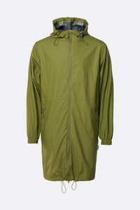 Rains - Fishtail Parka - Sage - Unisexe