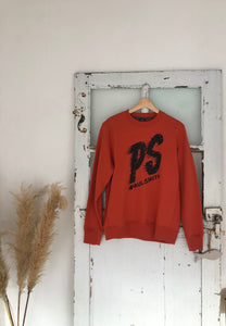 Sweat - Orange PS - Paul Smith - Unisexe