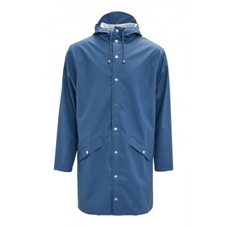 Rains - Long Jacket - Faded Blue - Unisexe