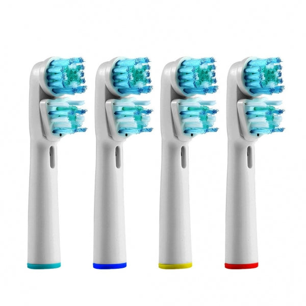 4pcs Universal SB-417A Replacement Electric Toothbrush Head for Oral-B