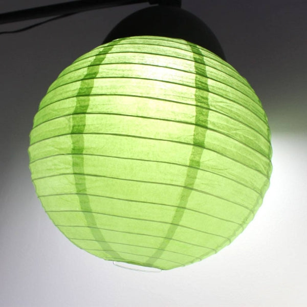 12inch Fruit Green Paper Lantern