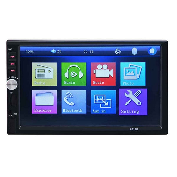 7inch Bluetooth V2.0 Car Video Player Car DVD Stereo MP5 Player