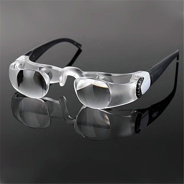 2.1X Magnification Glasses Style Magnifier - Farsightedness Glasses