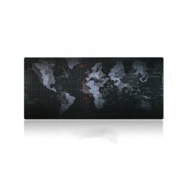Ultra Large World Map Mouse Pad Notebook Computer Mousepad Gamer Pads