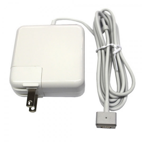 85W Straight Head / T-Head Power Adapter for Macbook US Standard Plug