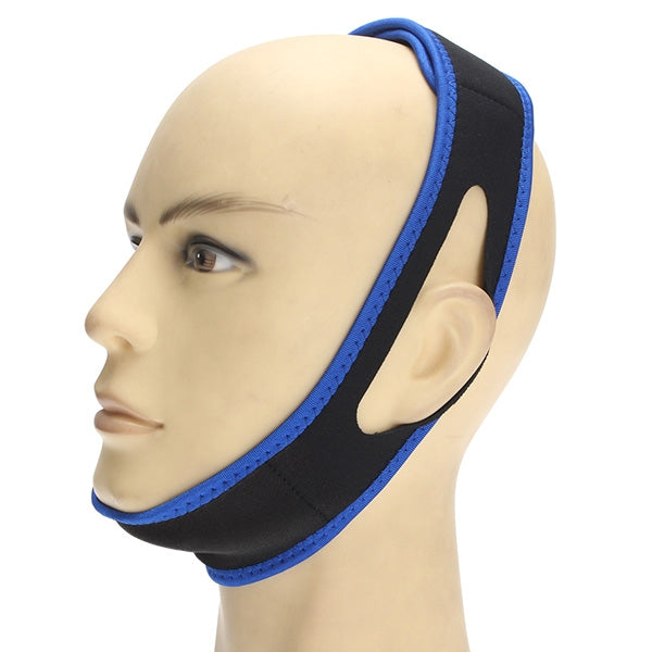 Snore Stop Belt Anti-snoring Chin Strap Jaw Sleep Chin Blet