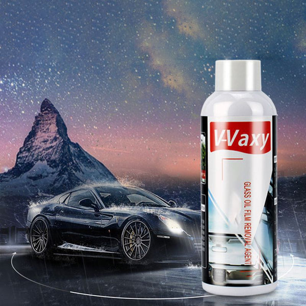 50ml Automotive Glass Cleaner Coating Agent Rainproof Agent Glass Rain Mark Oil Film Remover car wiper fine Universal