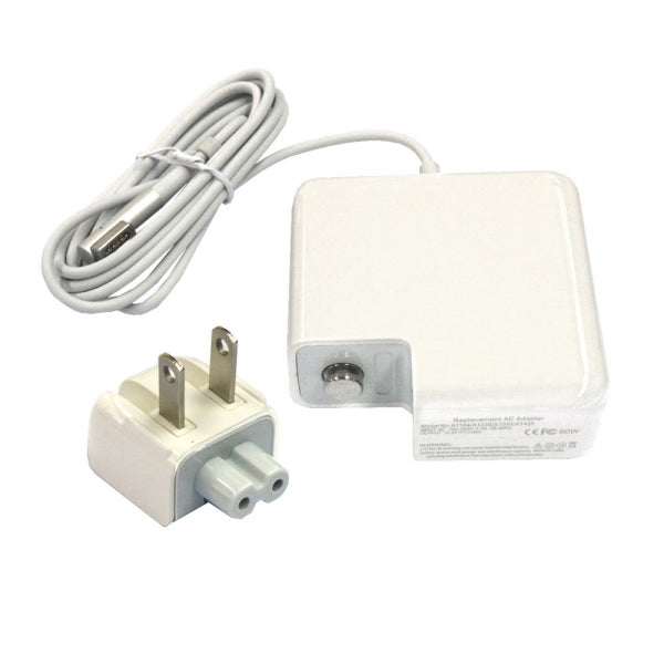 85W Power Adapter Charger for Macbook Apple Elbow/L-Head US Plug