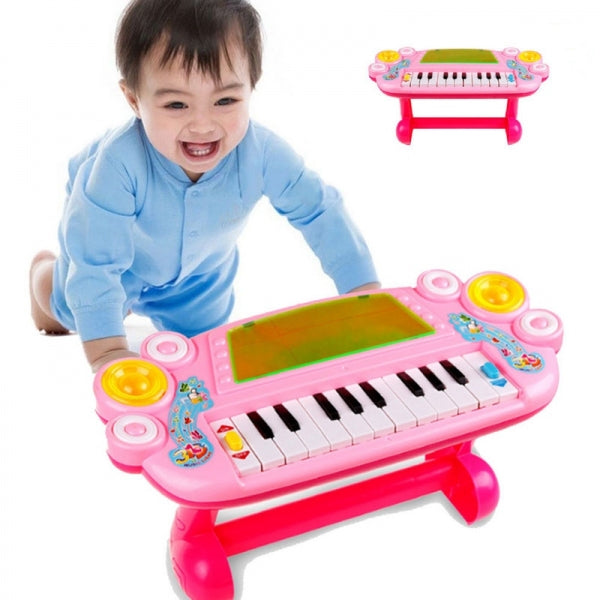 Children Educational Electronic Piano Musical Instrument Baby Kids Toy Random Delivery