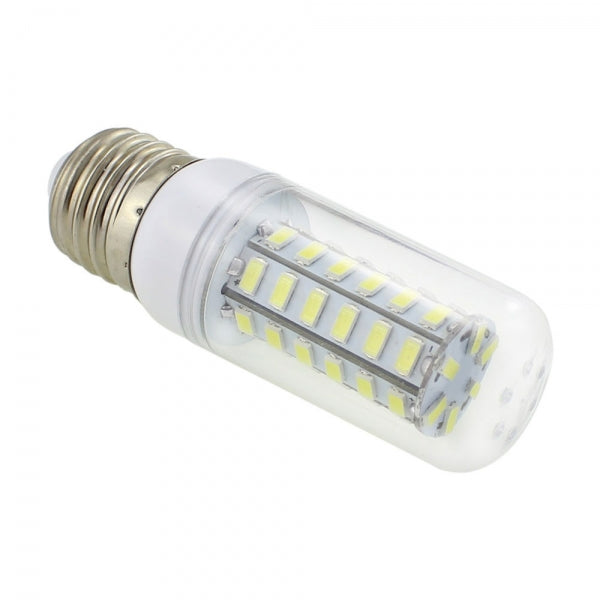 E27 4W 320LM 6500K LED Corn Lamp Bulb48-SMD 5730 110V White Light