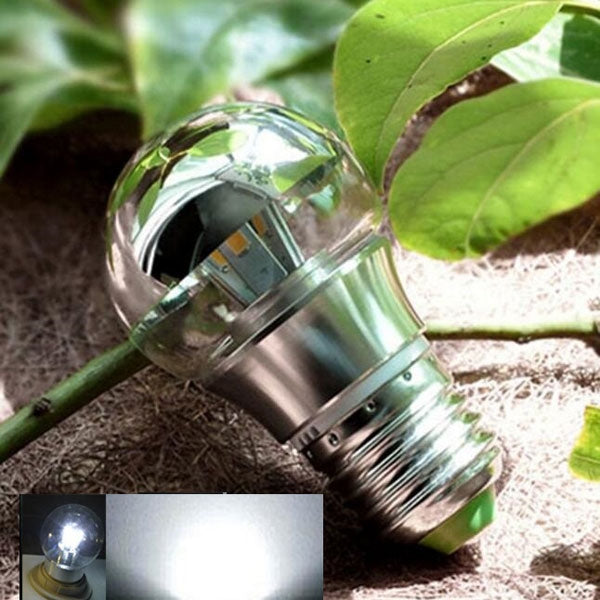 E27 5W Energy Saving Cool White LED Bulb Light Shadowless Lamp (AC 110-220V)