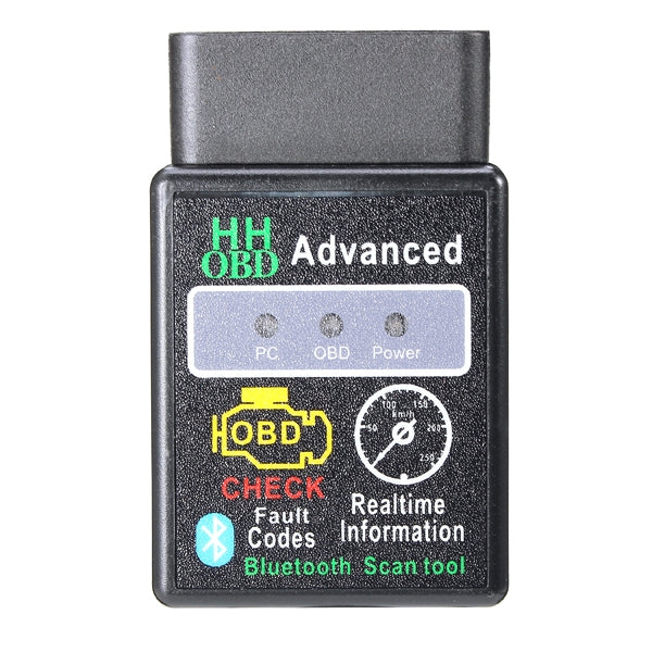 ELM327 Car OBD2 CAN BUS Scanner Tool with Bluetooth Function