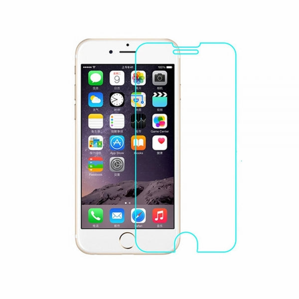 Transparent Explosion-Proof Tempered Glass Screen Protector for iPhone7