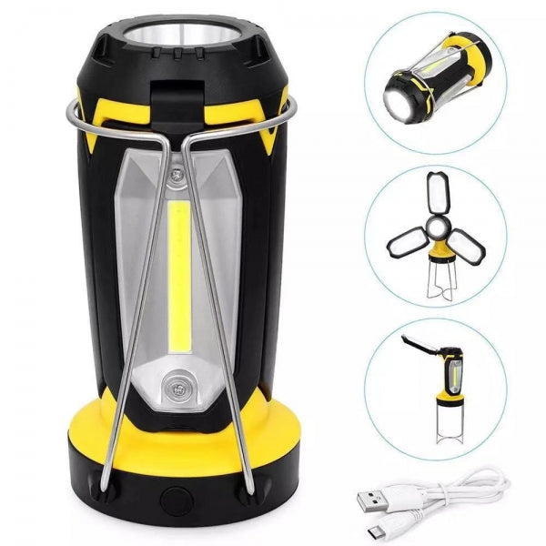 Multifunctional LED Flashlight Outdoor Small Tools Car Inspection Camping