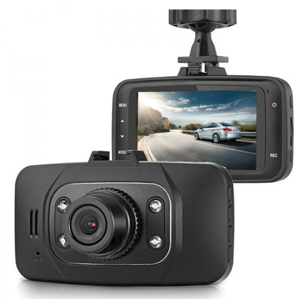 2.7inch 1080P HD Night Vision Car DVR Recorder G-sensor HDMI Camcorders Dash Cam Black